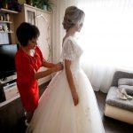 Альбина (мама невесты)